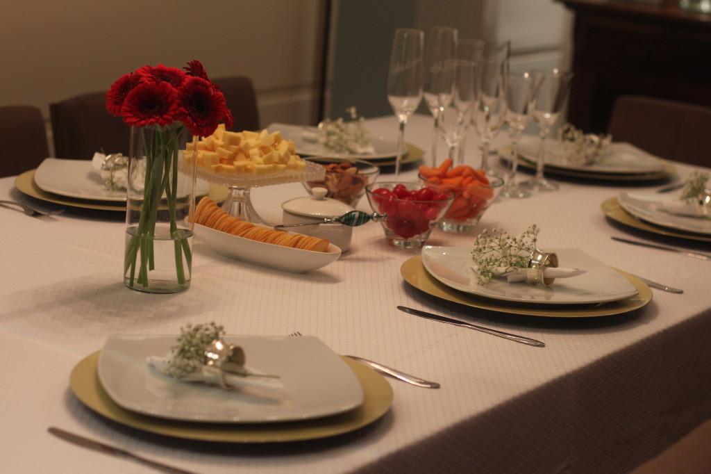 Jantar francês paris pérolas chris castro 1