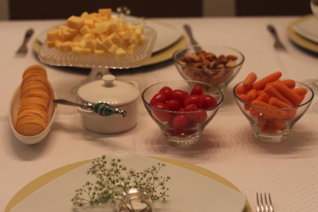 Jantar francês paris pérolas chris castro 2