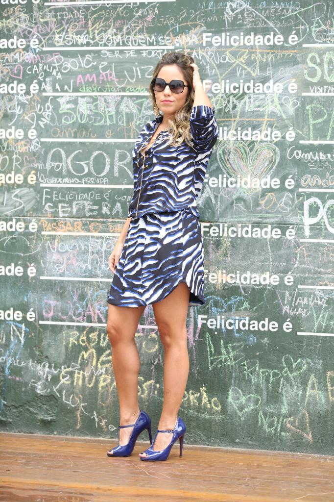 Pérolas Chris Castro idbloggers léo faria Golden Dress 1