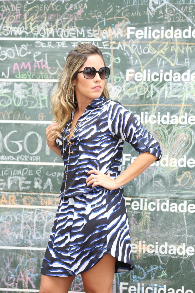 Pérolas Chris Castro idbloggers léo faria Golden Dress 3