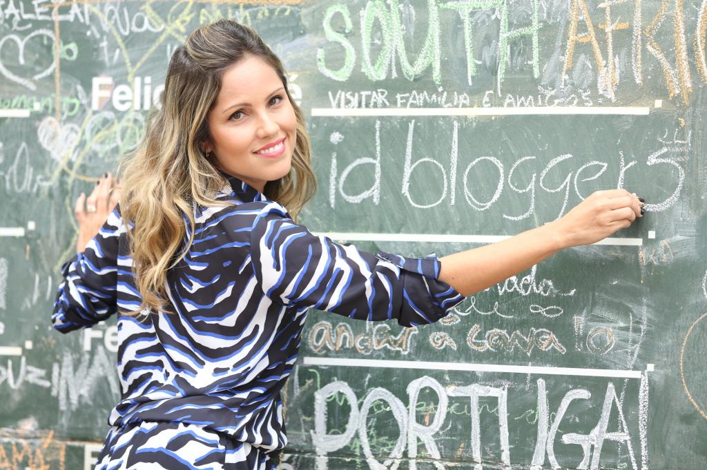 Pérolas Chris Castro idbloggers léo faria Golden Dress 7