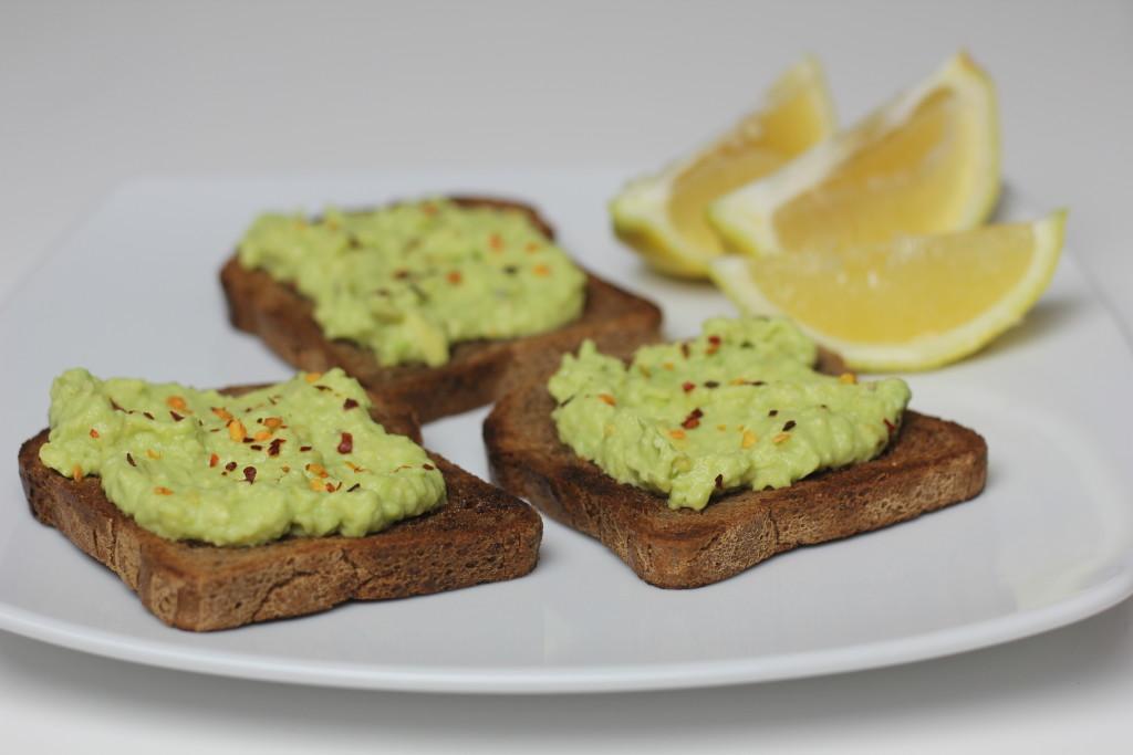 receita torrada com avocado toast chris castro
