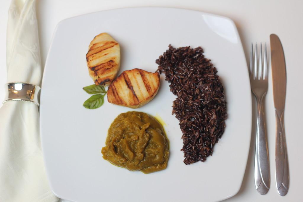 Liv up alimentação saudável congelada chris castro 1