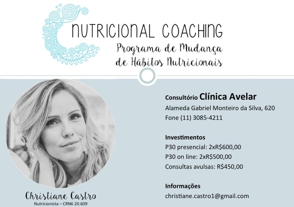 Nutricional Coaching Chris Castro 8