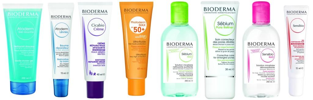 produtos para limpeza diária da pele chris castro bioderma