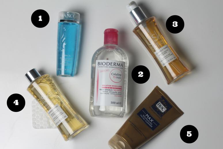 produtos para limpeza diária da pele chris castro