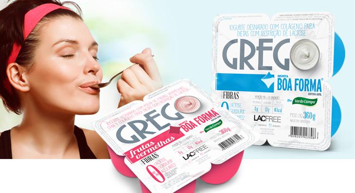 Informação Nutricional do Iogurte Grego Boa Forma chris castro 1