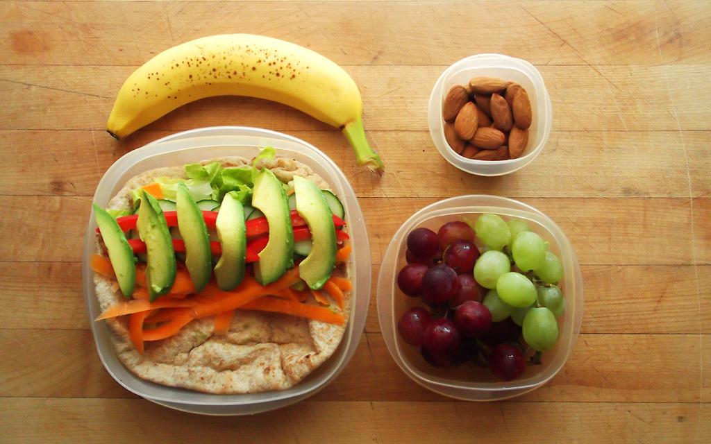 Lanches saud veis para levar na bolsa nutri o e beleza for V kitchen restaurant vegetarian food