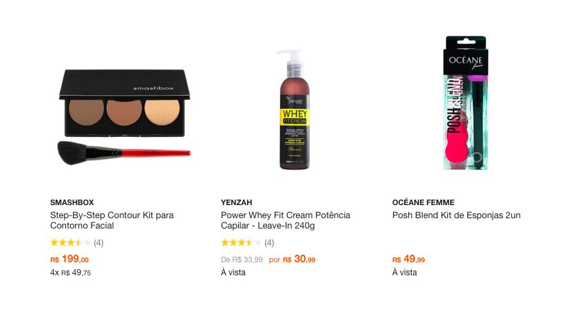Melhores produtos de beleza na web chris castro 5