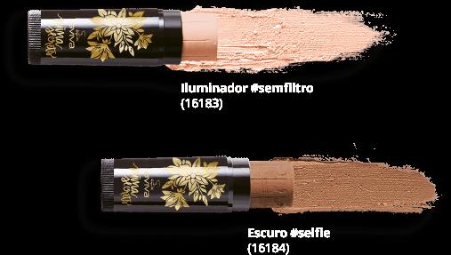 lançamentos jequiti de maquiagem e perfume chris castro niina secrets iluminador