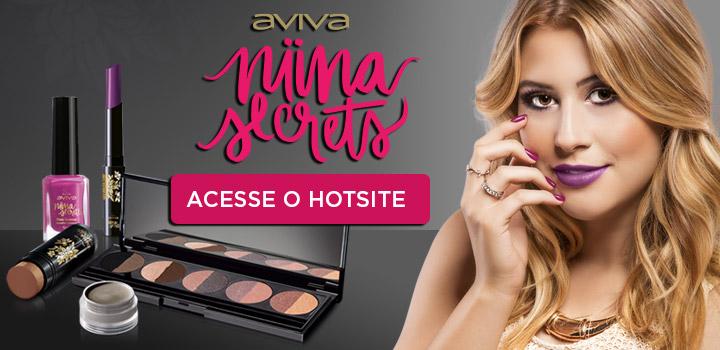 lançamentos jequiti de maquiagem e perfume chris castro niina secrets