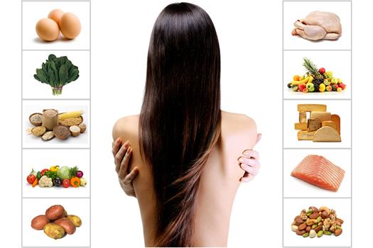 o que comer para o cabelo crescer biotina chris castro 4